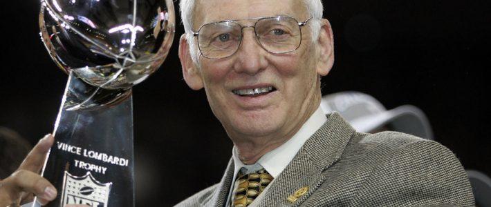 [Former Steelers owner Dan Rooney]