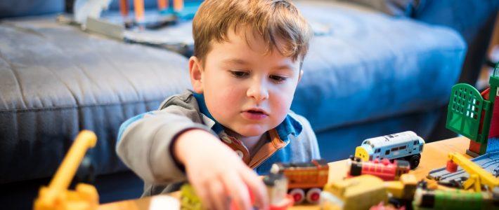 Pretend Play is a preschooler's best teacher